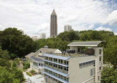 Southface Energy Institute Eco-Office - Atlanta, GA