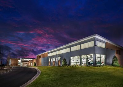 Barrow Academic Building – Lanier Technical College - Winder, GA