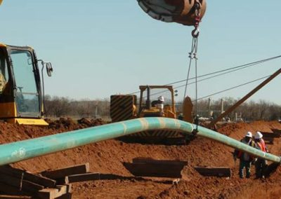Velocity Midstream, Ohio Transmission Pipeline FEED Study - OH