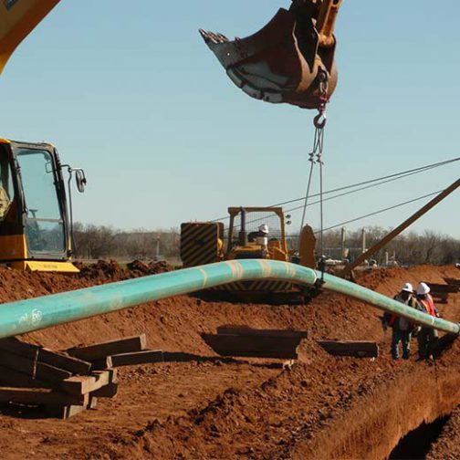Velocity Midstream Ohio Transmission Pipeline FEED Study