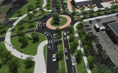 Complete Streets Enhancing Suburban Life