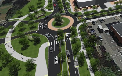 Complete Streets Enhancing Suburban Life