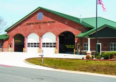 Fire Station No. 1 - Forsyth County, GA