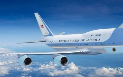 Pond awarded contract to design hangar for future Air Force One aircraft