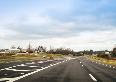 Widening of SR 17 - Franklin County, GA