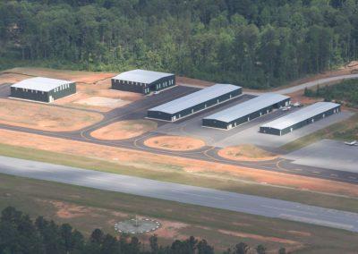Hangar Development and Apron Paving - Harris County Airport, GA