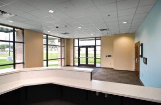 Training Aids Support Center (TSC) interior