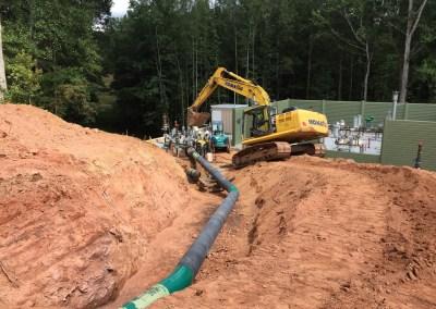 Duluth Pipeline - Gwinnett County, GA