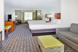 Holiday Inn Express Phenix City Alabama-Double_Suite1