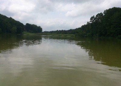 Little River Dam No. 31 - City of Milton, GA