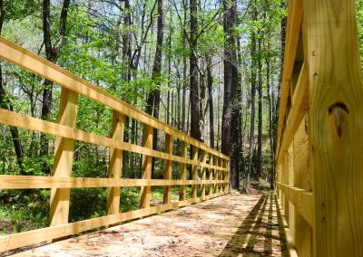 Don Carter State Park Trails Master Plan - Gainesville, GA
