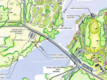 Panola Mountain State Park Master Plan - Stockbridge, GA