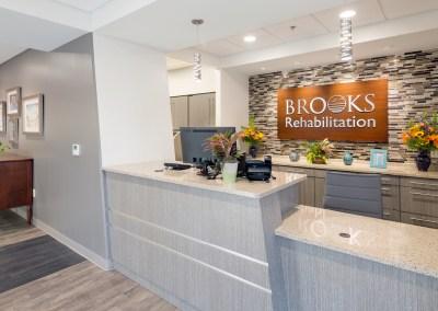 Brooks Rehabilitation Hospital 1st Floor Renovation - Orange Park, FL