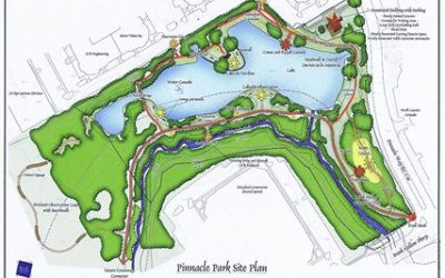 Pond Constructors awarded Pinnacle Park project