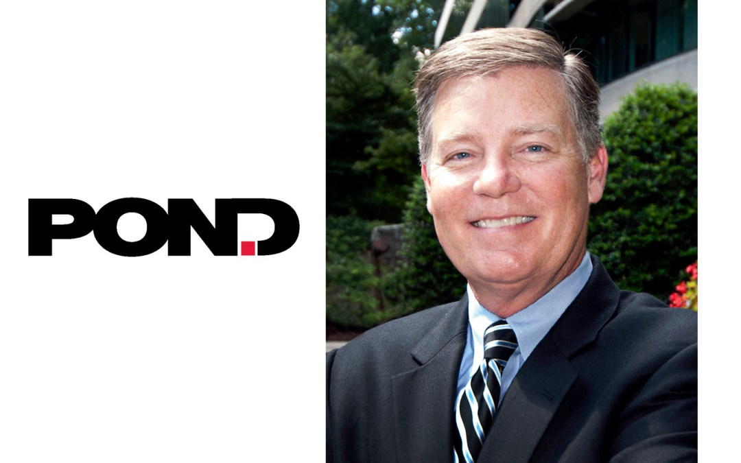 Steve Harrill joins Pond as Aviation Architecture Practice Leader