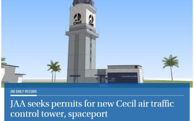 Pond develops conceptual architectural design for the Cecil Airport
