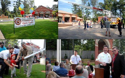 Cobb County celebrates the opening of Fire Station 18