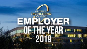 2019 | Employer of the Year | Georgia Society of Professional Engineers (GSPE)