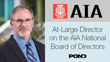 Mark Levine, FAIA elected to serve as At-Large Director on the AIA National Board of Directors
