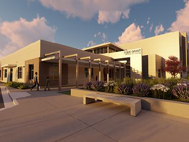 Tobie Grant Recreation Center - Scottsdale, GA