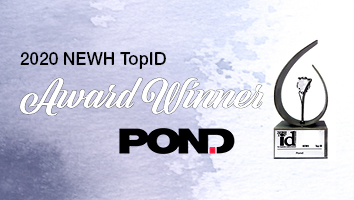 Pond Wins TopID Award for 2nd Consecutive Year
