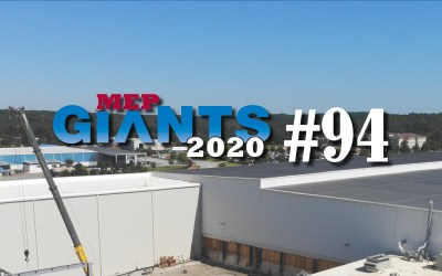 Pond Ranks on MEP Giants Top 100 List for Fourth Consecutive Year!