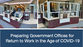 Preparing Government Offices for Return to Work in the Age of COVID-19