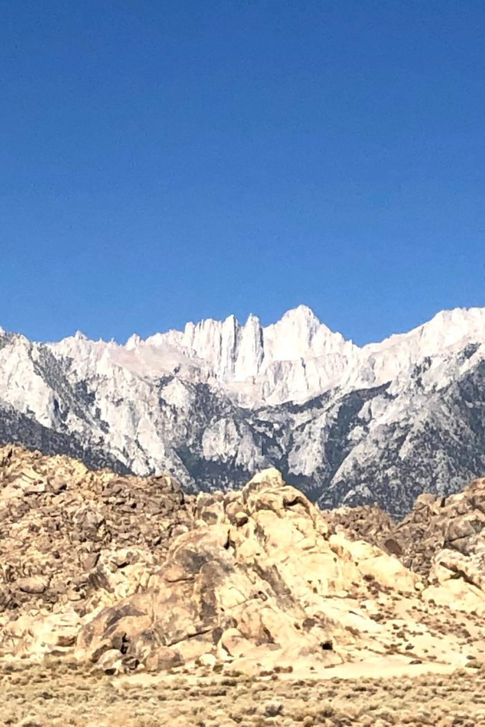 Mount Whitney in one day