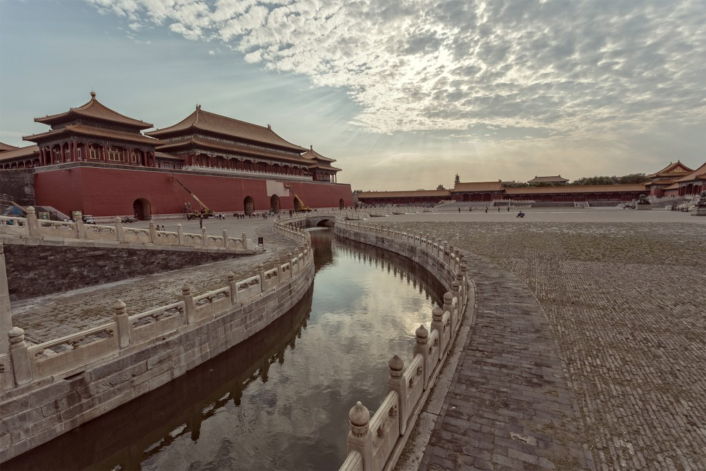 Photo of the Month: The Forbidden City – Beijing, China 2017