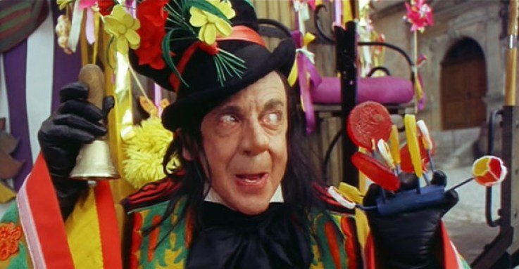 Ridiculous Fears: the Chitty Chitty Bang Bang child catcher demonic dude