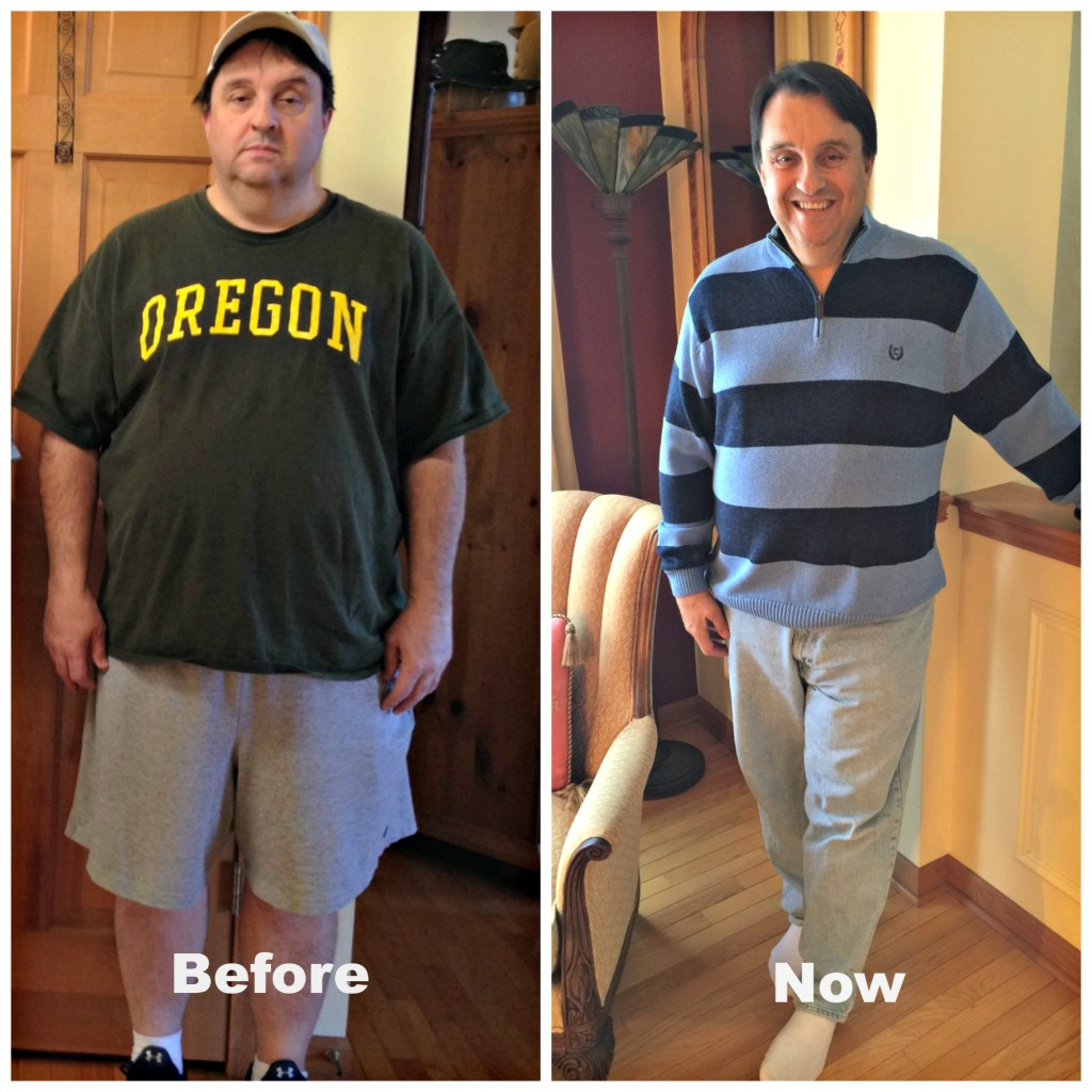 Things that made me happy this week: Weight loss success poster child!