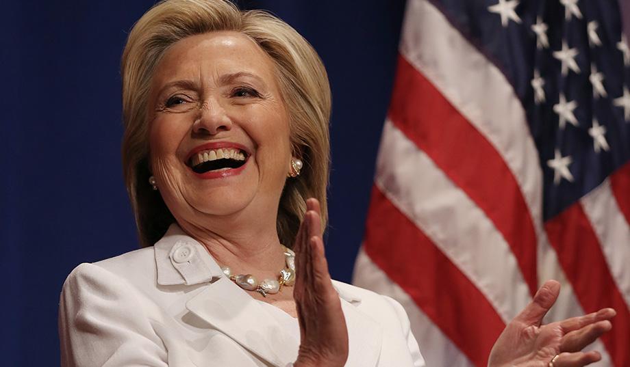 Reader Favorites: Hillary Clinton, presumptive Democratic nominee