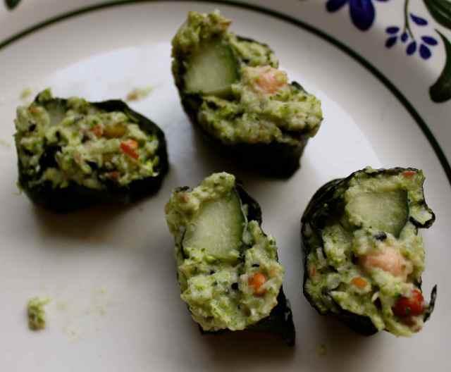 Sushi Rice Salad: Sushi Fail