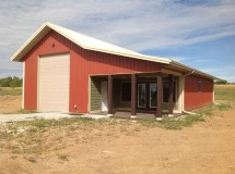 Affordable Small Pole Barn Homes