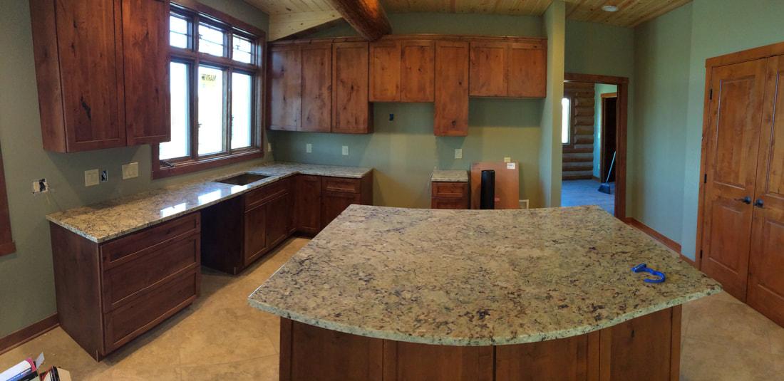 virtual kitchen how to install backsplash in tours ponderosa supply