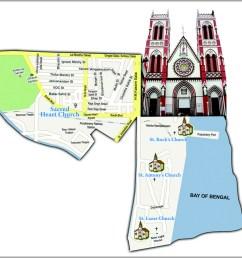 sacred heart basilica puducherry [ 1302 x 869 Pixel ]