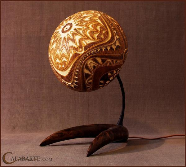 20110816 calabarte a 1 Fascinating Lamps by Calabarte