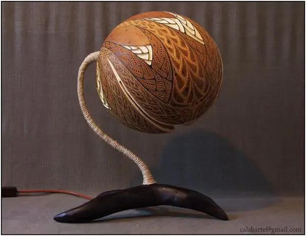 20110816 calabarte j 1 Fascinating Lamps by Calabarte