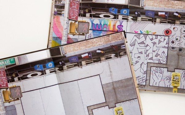 walls notebook 6 600x375 Street Art Notebook For Artists