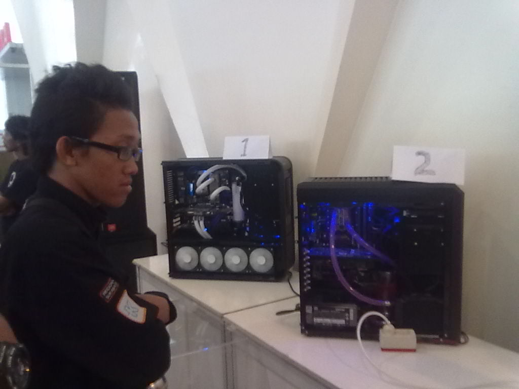 Penilaian Modding CPU