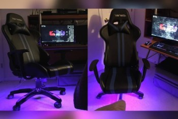 fancy gaming chair