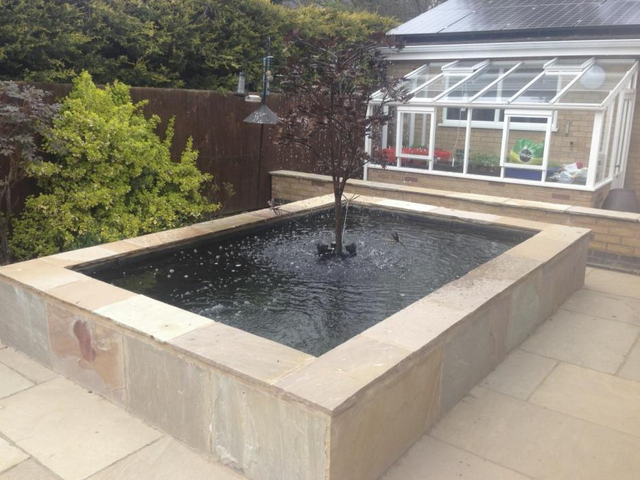 Pond Design Ideas Raised Koi Ponds Pond Stars UK Dorset