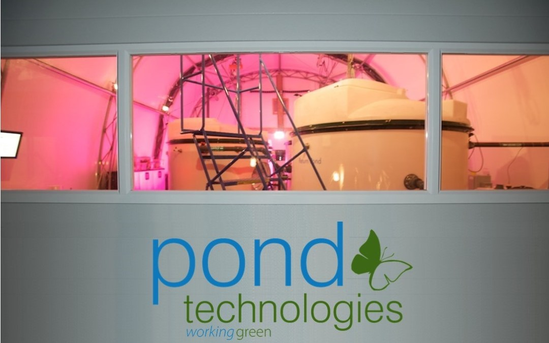 Press Release: Pond Technologies Holdings Inc. Obtains $2,000,000 Secured Convertible Loan