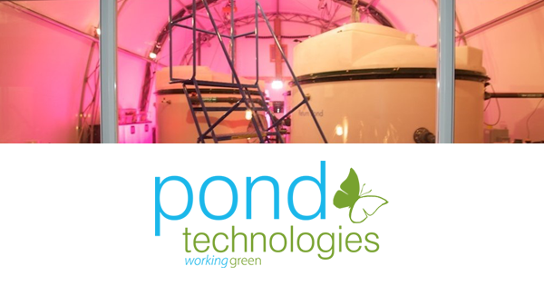 Pond Technologies Holdings Inc. enters into Technology Licence Agreement with UK-based Remediiate