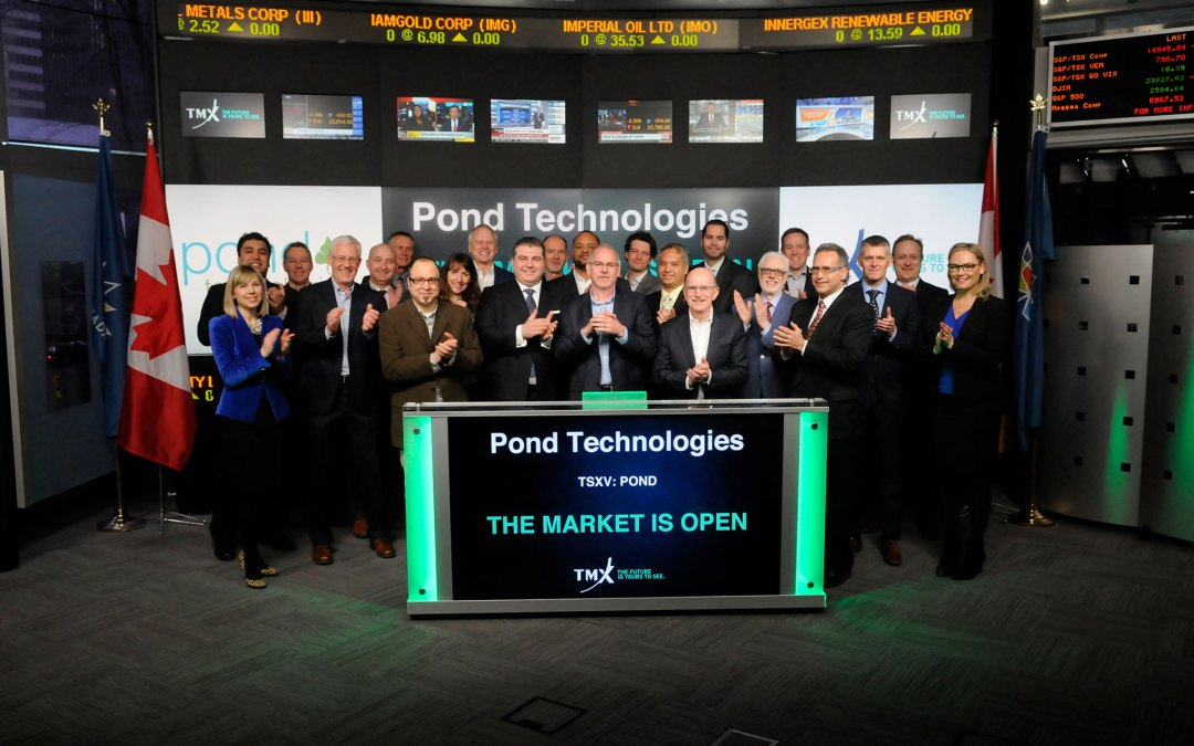Pond Technologies Holdings Inc. Announces Filing of 2020 First Quarter Unaudited Interim Condensed Financial Statements and MD&A
