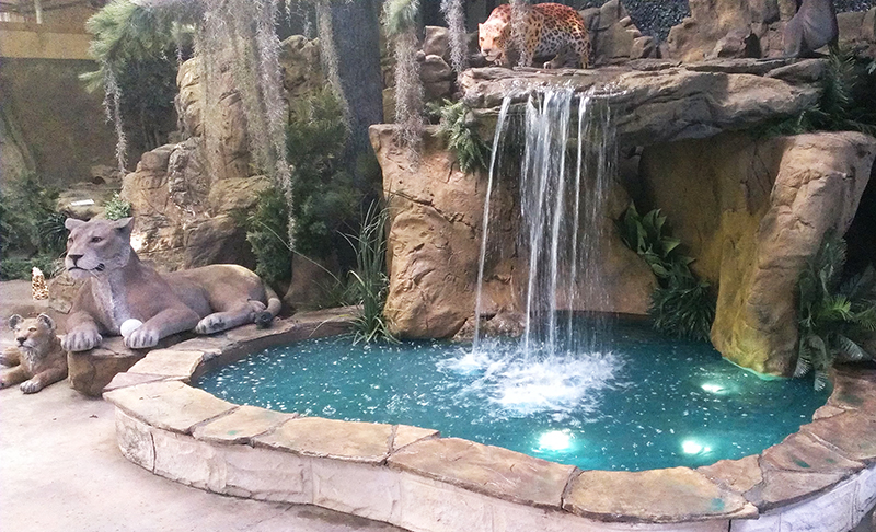 Universal Rocks Now Offering Grotto Waterfalls  POND