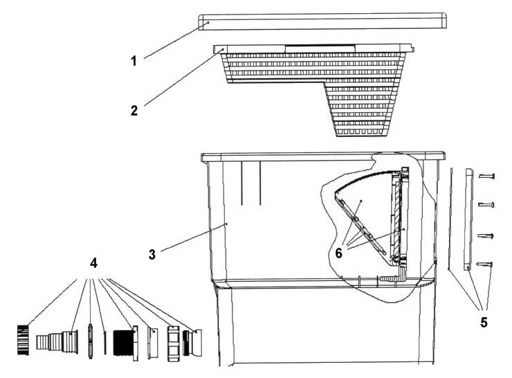 Ice Pack Diagram Ice Flow ~ Elsavadorla