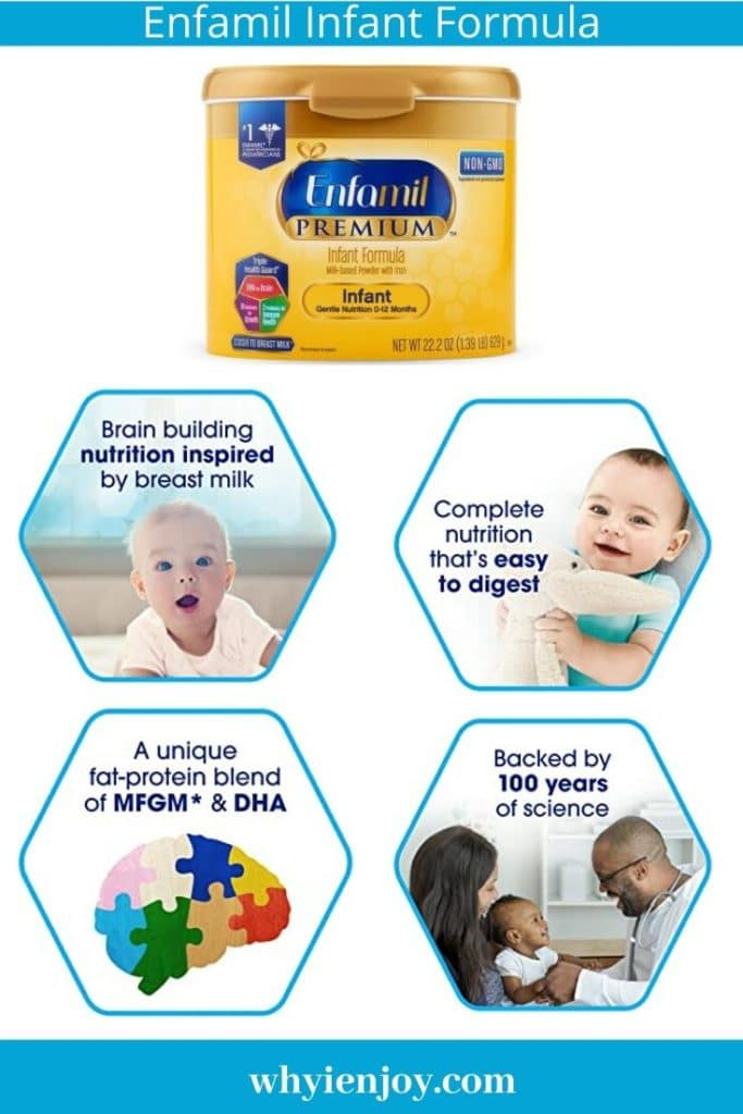 Enfamil newborn vs infant: [The Real Differences] 2020 ...