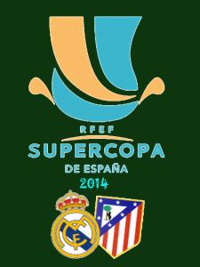 RFEF   Supercopa de España 2014   Real Madrid versus Atlético de Madrid   Agosto 2014