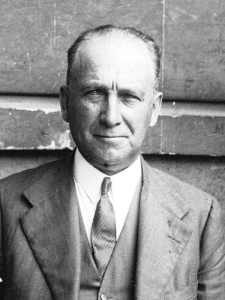 Francisco Largo Caballero en 1927 | Foto: Agence de presse Meurisse / Biblioteca Nacional de Francia